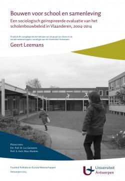 Bouwen voor school en samenleving: een sociologisch geïnspireerde evaluatie van het scholenbouwbeleid in Vlaanderen, 2004-2014