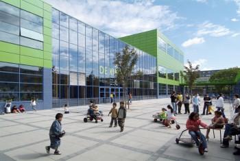 Brede school De Kikker (vergrote weergave in fotogalerij)