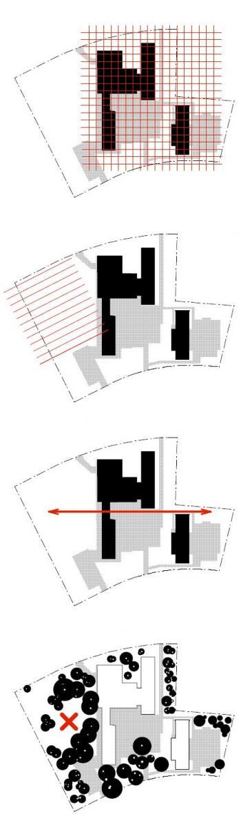 BSBO 'Groenlaar' Rumst ontwerpschema's (vergrote weergave in fotogalerij)