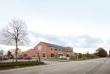 Gemeentelijke Basisschool Berlaar - buitenaanzicht (vergrote weergave in fotogalerij)