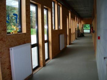 BSBO 'De Bloesem' Sint-Truiden gang (vergrote weergave in fotogalerij)
