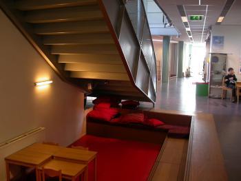 Monetessori School 'De Eilanden' Amsterdam alternatieve werkplek (vergrote weergave in fotogalerij)