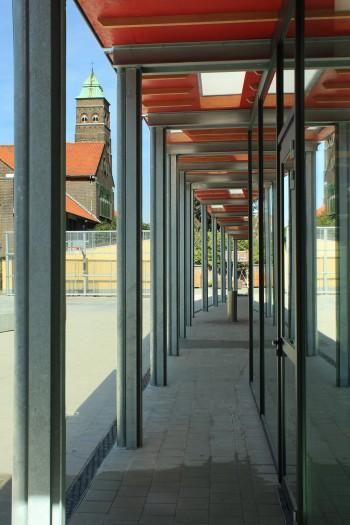 KLIM school _overdekte speelplaats_sanitair (vergrote weergave in fotogalerij)