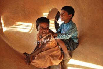 METIschool Rudrapur lemen holtes (vergrote weergave in fotogalerij)