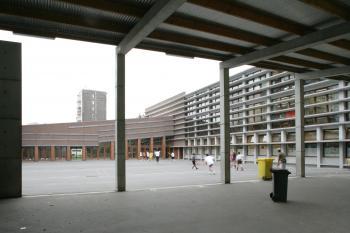 BS 'Klavertje 4' Brussel de speelplaats (vergrote weergave in fotogalerij)