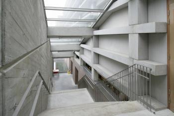 BS 'Klavertje 4' Brussel trap (vergrote weergave in fotogalerij)