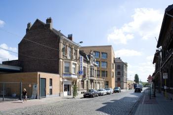 BS Sint-Ursula Laken straatzicht (vergrote weergave in fotogalerij)