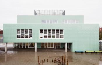 Basisschool Boom Park - buitenaanzicht (vergrote weergave in fotogalerij)