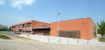 'De Polyglot' Primary School Spiere-Helkijn exterior view (enlarged view in image gallery)