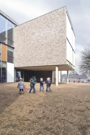 Vrije Basisschool Lozen (vergrote weergave in fotogalerij)