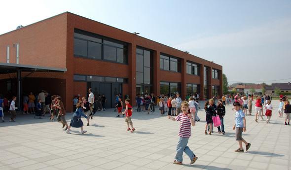 Primary School De Polyglot, Spiere-Helkijn