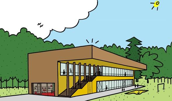 Basisschool Zonnekind, Kalmthout